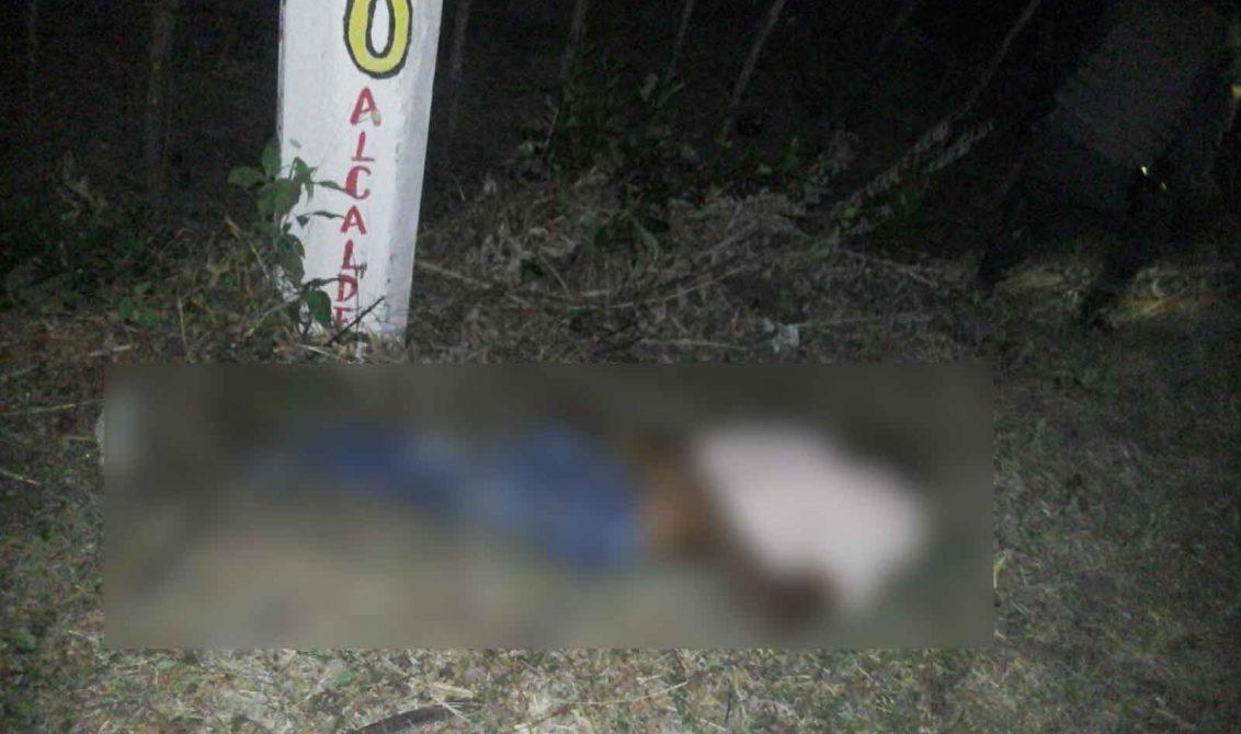 Tres personas murieron en accidentes de tránsito durante el fin de semana