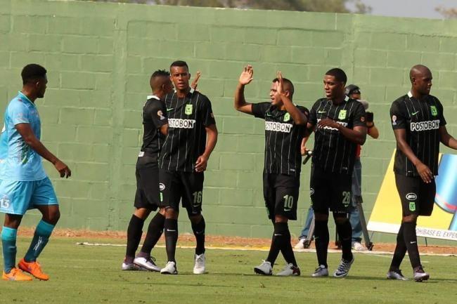 Nacional y Junior lideran la Liga (1)