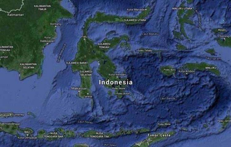 Indonesia emite alerta de tsunami tras terremoto de magnitud 7,9