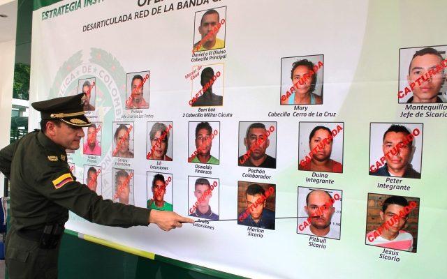 El Clan Úsuga hace presencia en el 70 % del territorio nacional