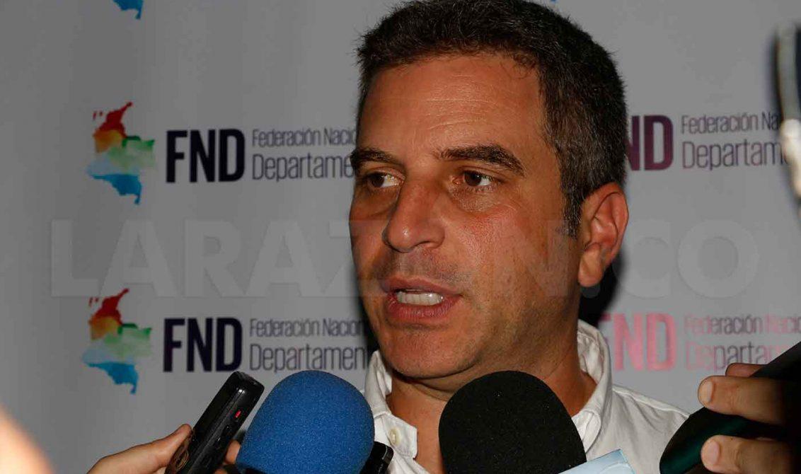 El alto consejero Carlos Correa niega haber sido capturado