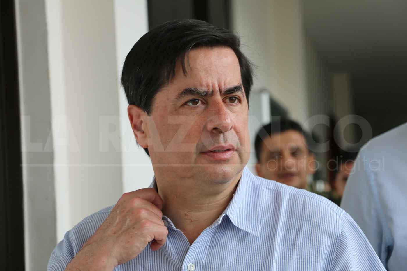Ministro del interior juan fernando cristo larazon co for Nuevo ministro del interior 2016
