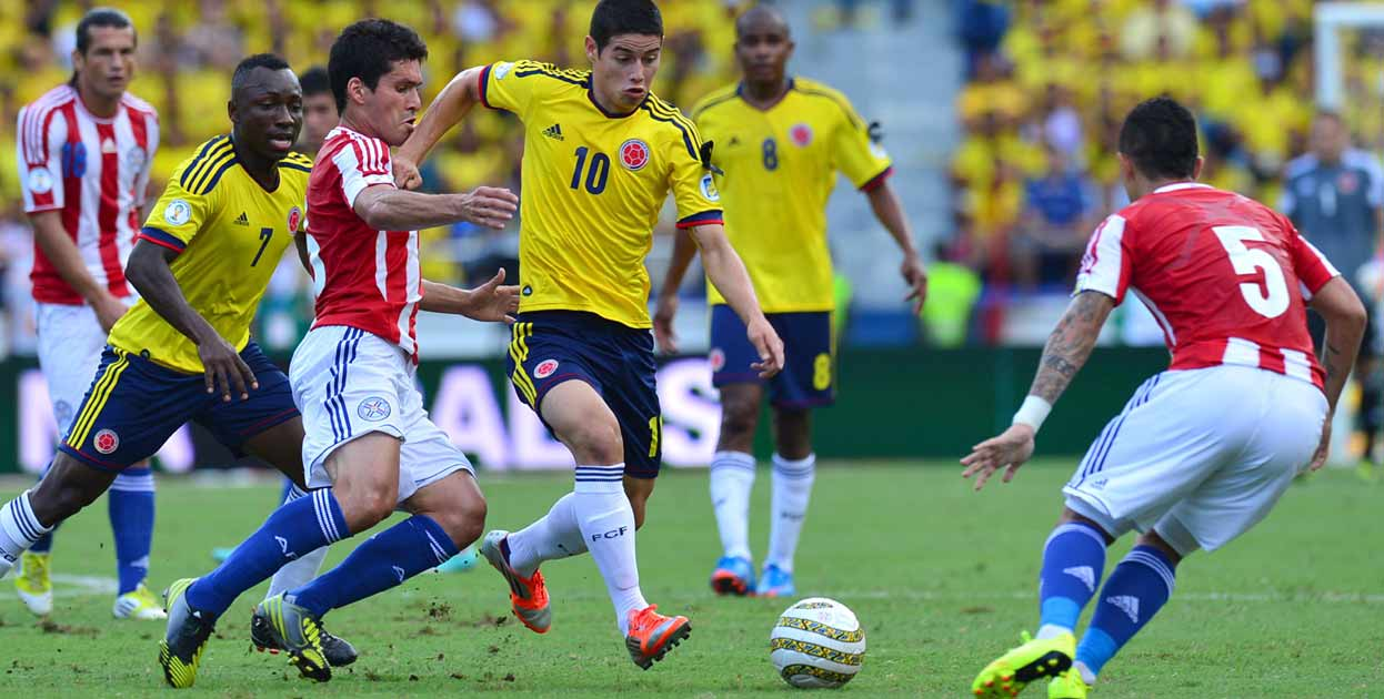 colombia vs paraguay - photo #30