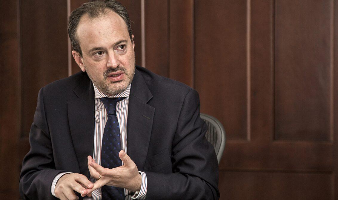 Luis Guillermo Vélez, Secretario General de la Presidencia de República
