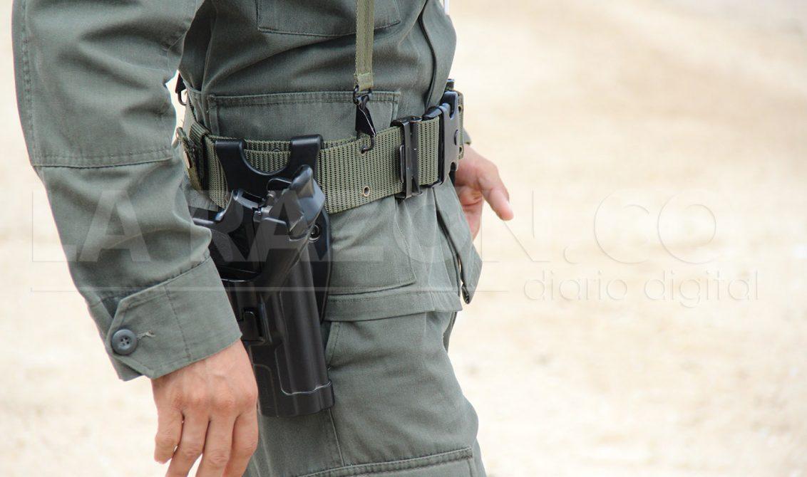 Patrullero de la Policía oriundo de Guaranda es asesinado en Antioquia