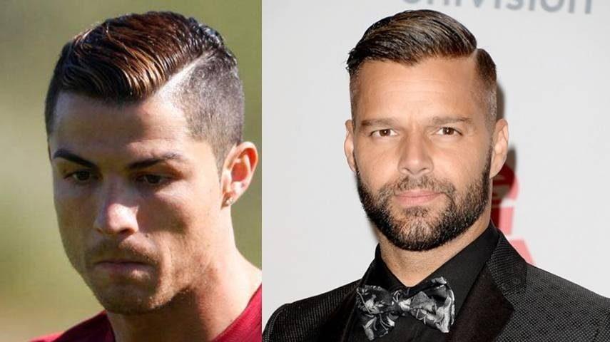 el moderno corte de cabello para hombres donde se hace un desgaste en forma de lnea al lado izquierdo se ha convertido en una tendencia mundial - Cortes De Pelo Modernos Hombre