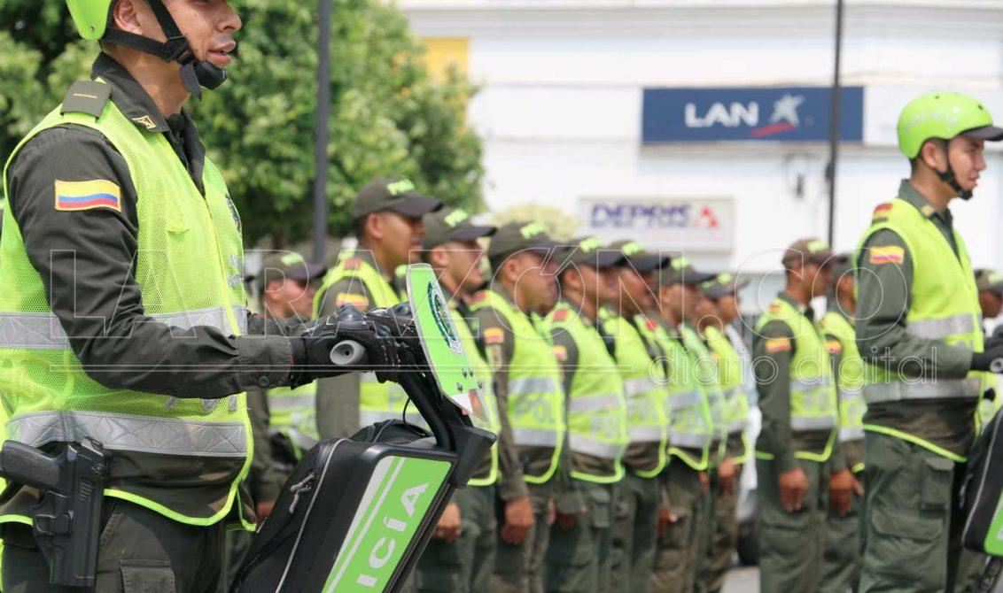 Imponen 56 comparendos a pocas horas de entrada en vigor del nuevo código de Policía