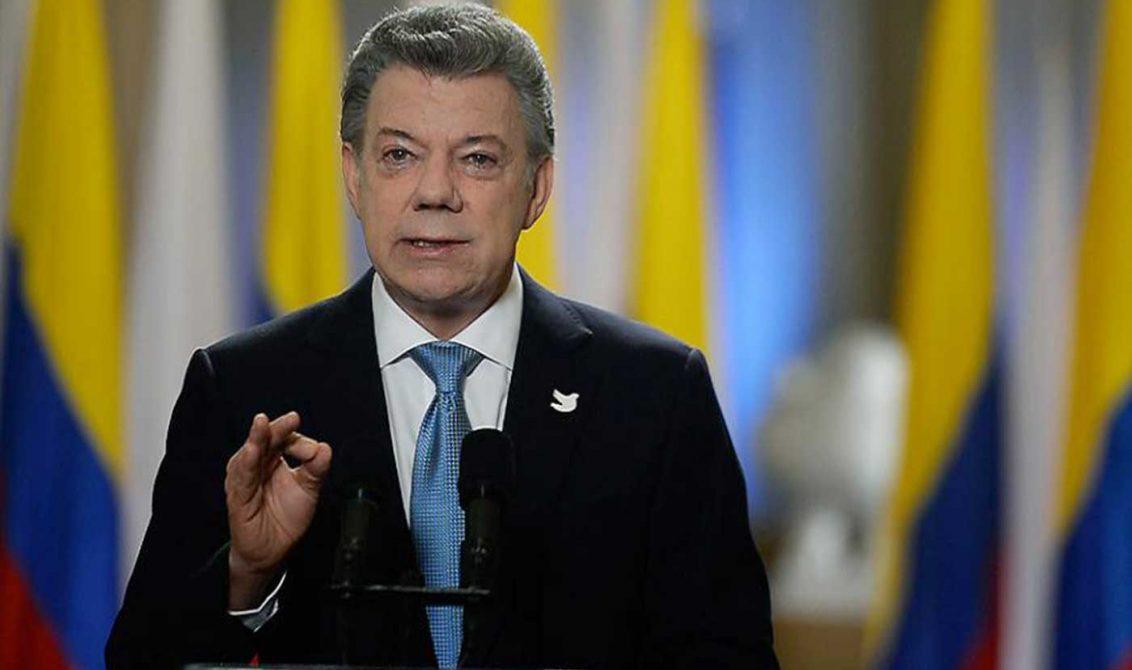 Juan Manuel Santos no descarta romper relaciones con Venezuela