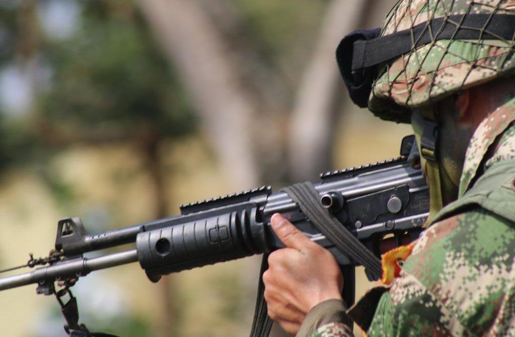 En combates mueren dos miembros de la Fuerza Pública y un cabecilla del Clan del Golfo