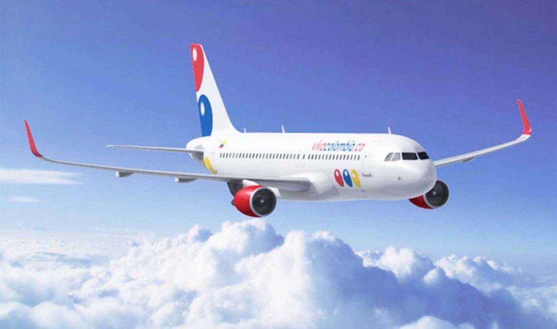 Llevar pasajeros de pie en vuelos cortos, la polémica propuesta de VivaColombia