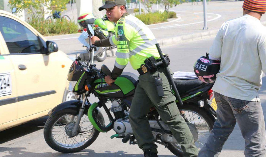 Desde hoy inician multas económicas por infracciones al Código de Policía