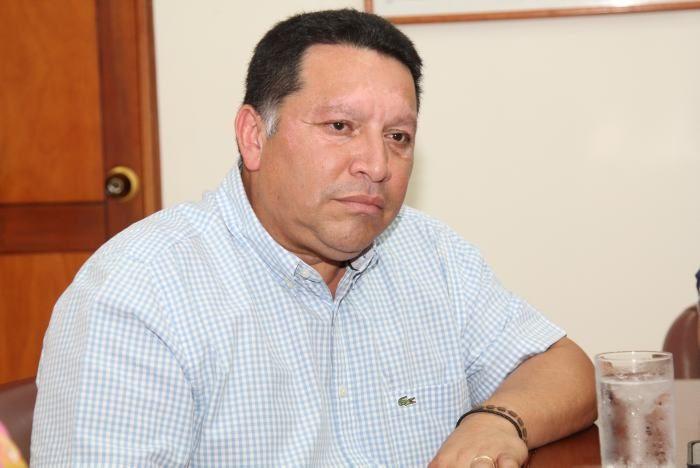 De nuevo es suspendido el alcalde de Cartagena, Manolo Duque