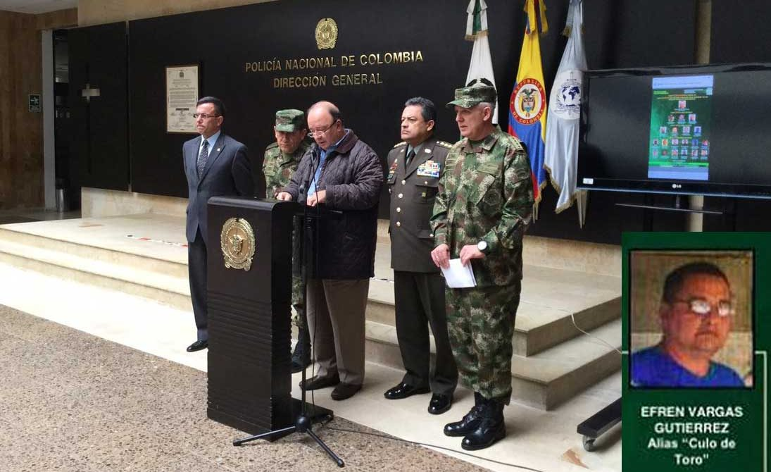 En operativo perdieron la vida seis integrantes del 'clan del Golfo'