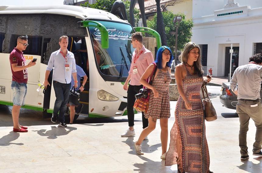 Suspenden el polémico congreso de entretenimiento para adultos en Cartagena