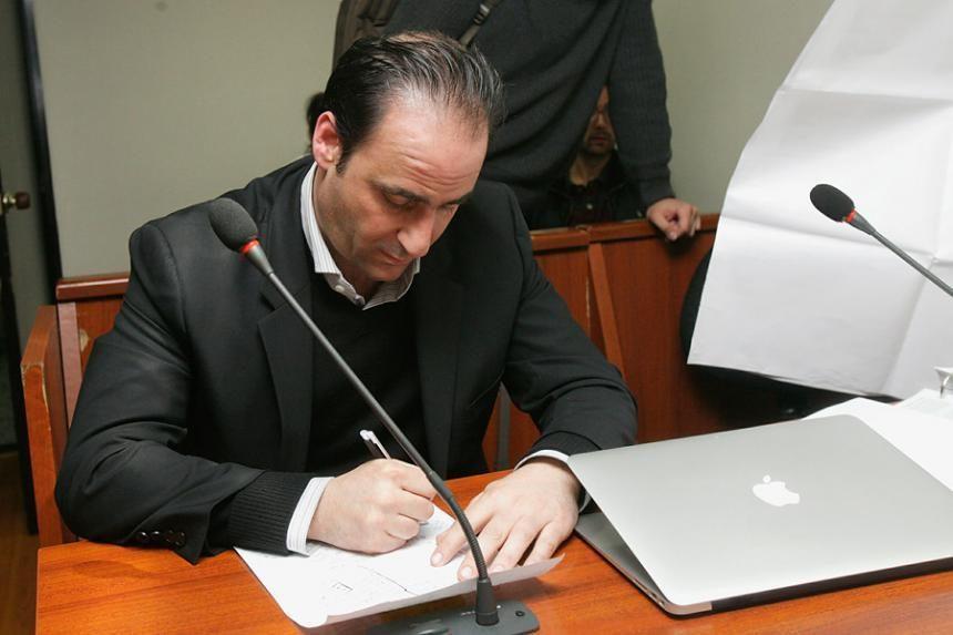 Juez aprueba principio de oportunidad a Gabriel García Morales — Caso Odebrecht