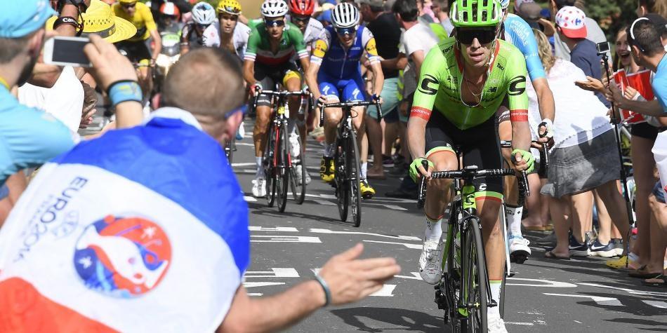 Froome ganó por cuarta vez el Tour de Francia