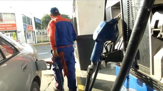 COLOMBIA: El galón de gasolina ha subido 613 pesos este año