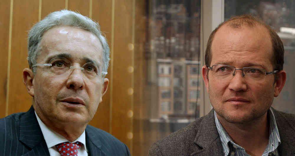 Ordenan a Álvaro Uribe retractarse sobre los señalamientos hechos contra Daniel Samper