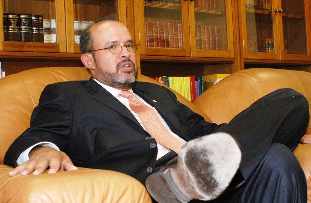 Una red corrupta en la corte, dossier de Ricaurte