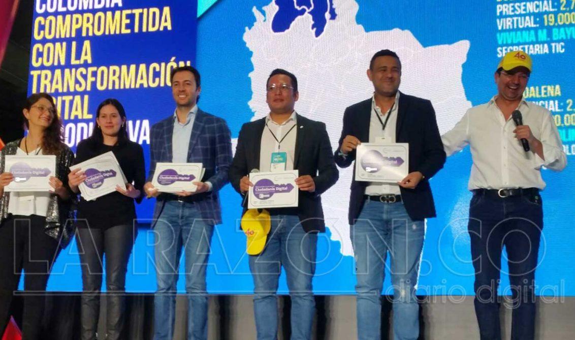 Gobierno colombiano lanza iniciativa de formación digital gratuita en línea