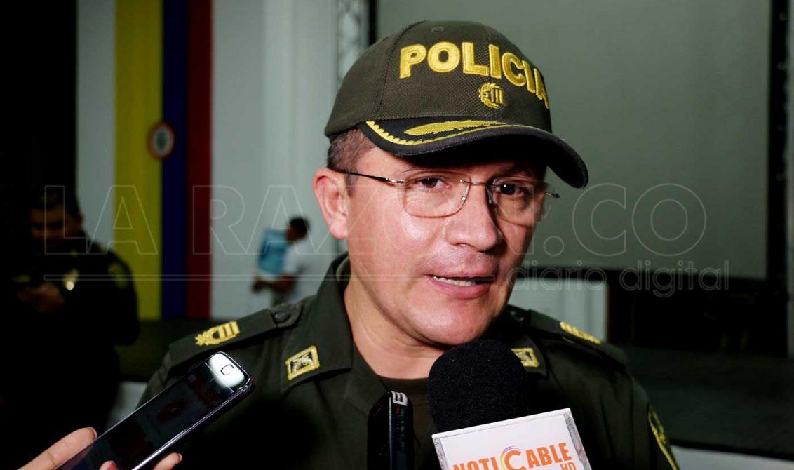 Asesinan a otro policía en Antioquia — COLOMBIA