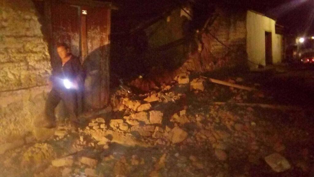 Guatemala registra más de 6.400 afectados por el terremoto en México