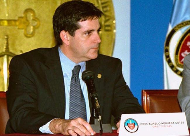 Condenan a siete años de cárcel a Jorge Noguera, exdirector del DAS