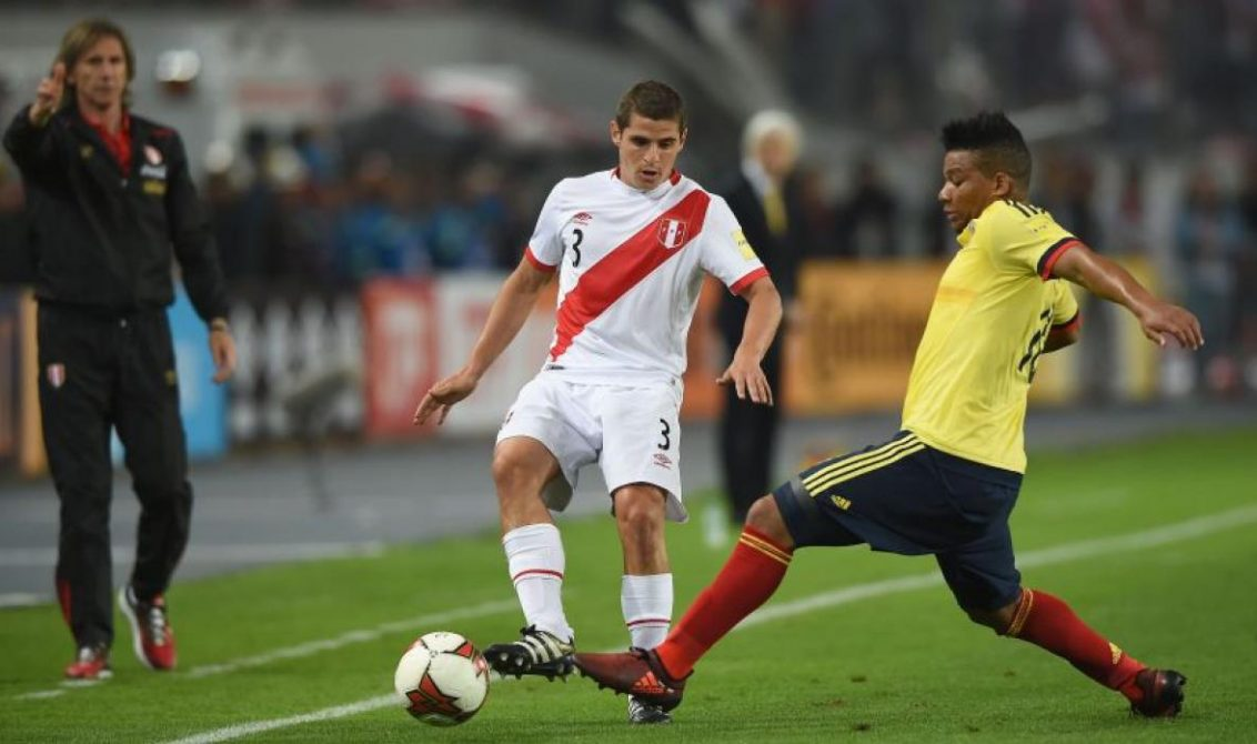 """Fútbol: Chile descarta reclamación por supuesto arreglo en el partido Perú-Colombia"""""""