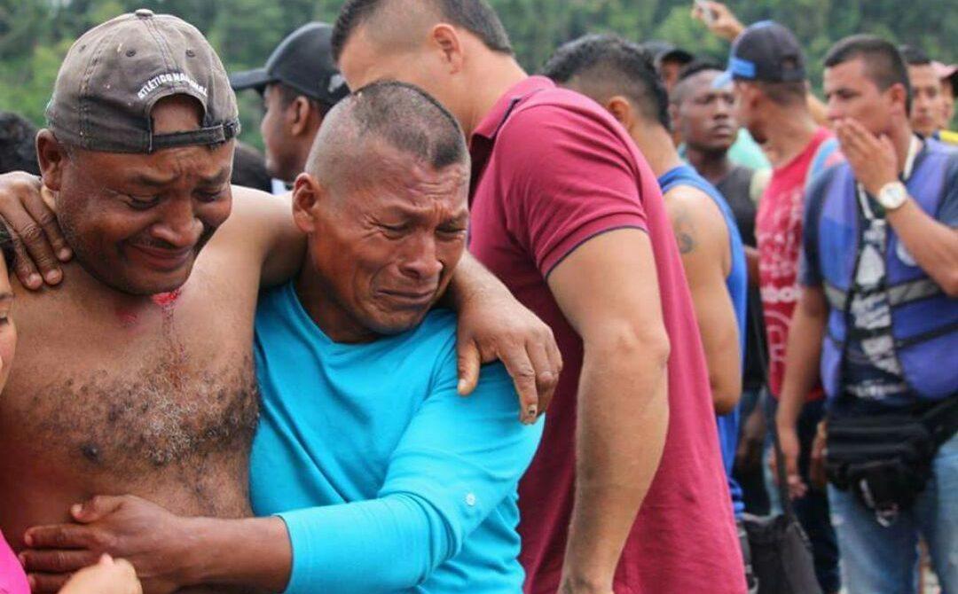 Defensoría del Pueblo solicita mesa interinstitucional para esclarecer masacre de Tumaco