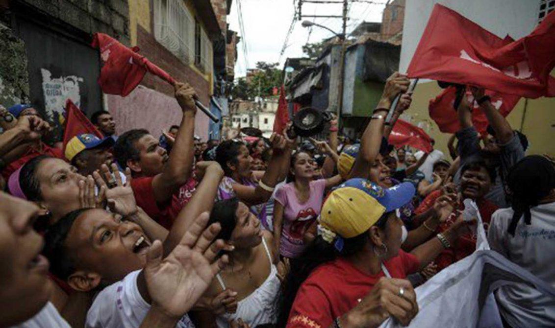 UE solicita aclarar resultados en elecciones regionales de Venezuela — VENEZUELA