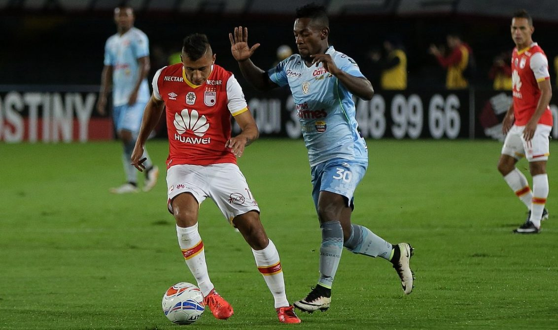 Goleando avanzó Santa Fe a la semifinal de Liga Águila