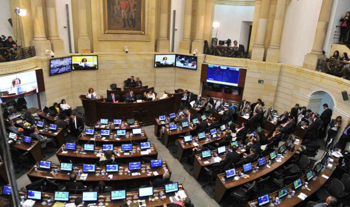 Reforma política se hundió en plenaria del Senado