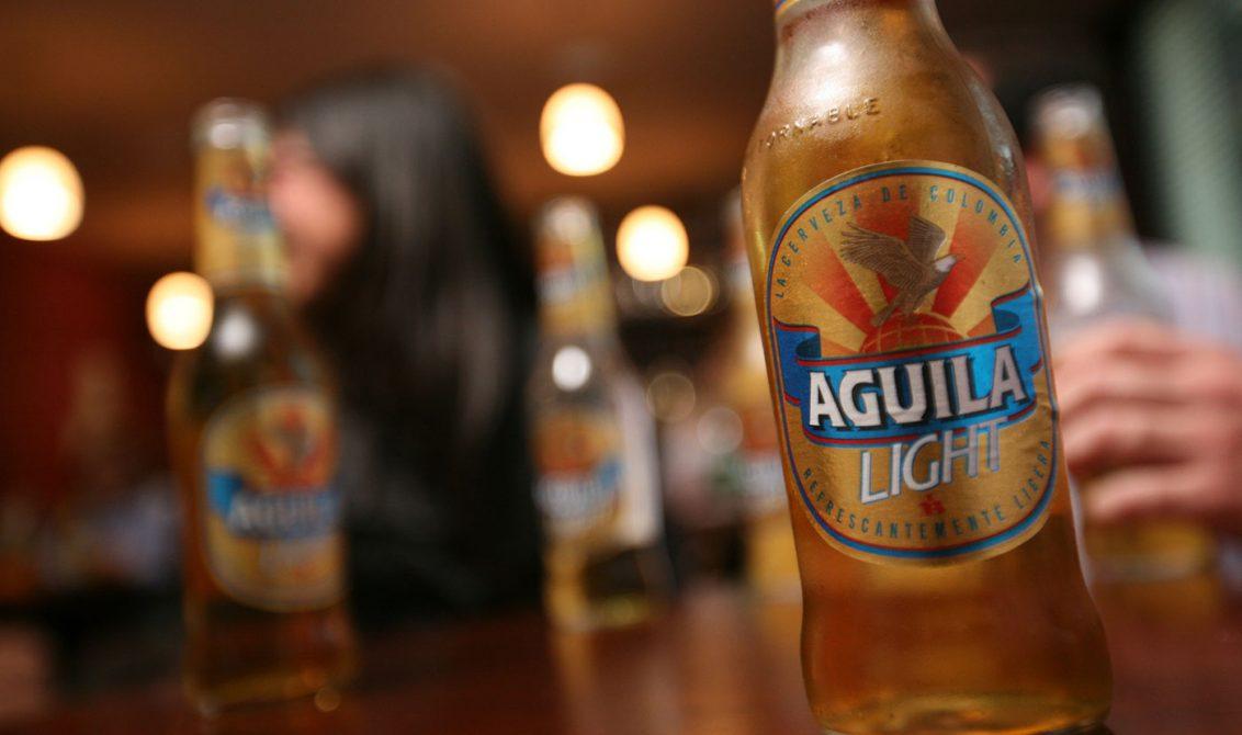 El precio de la Cerveza Águila baja este viernes