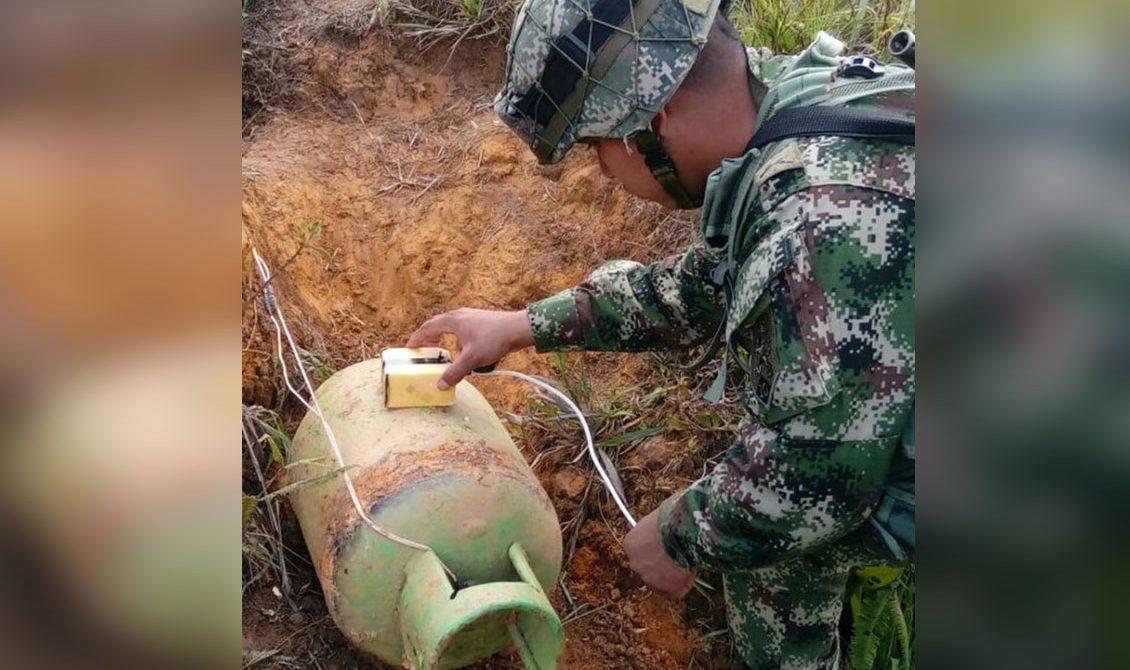 Ejército frustró atentado terrorista del ELN contra torres de energía en Antioquia