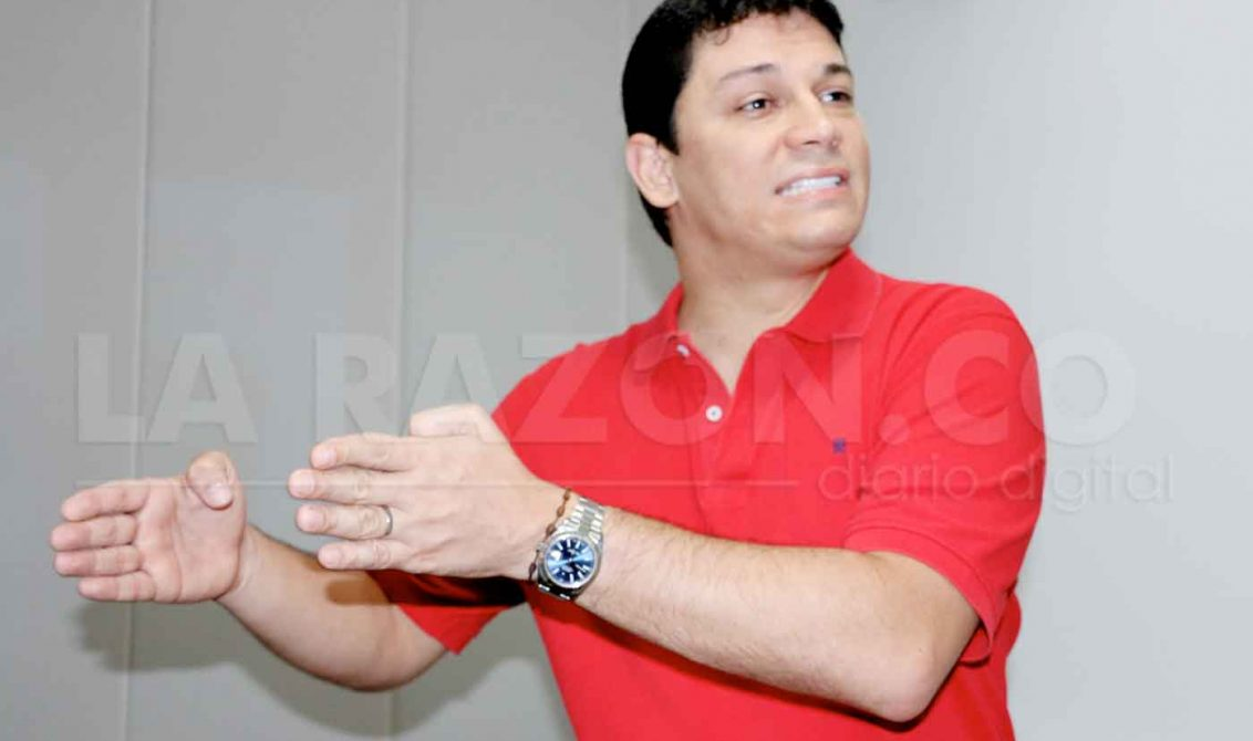 'Cartel de la hemofilia': Leonardo Pinilla acusa a 13 personas