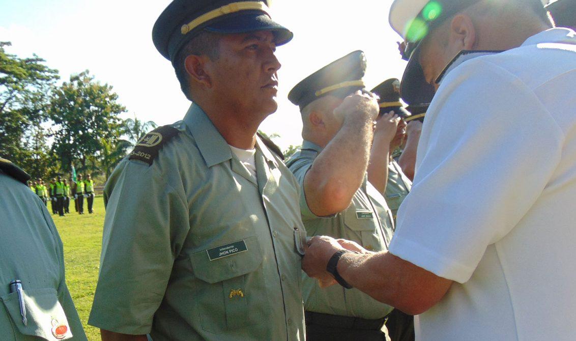 Por la espalda asesinaron a un policía en Chigorodó