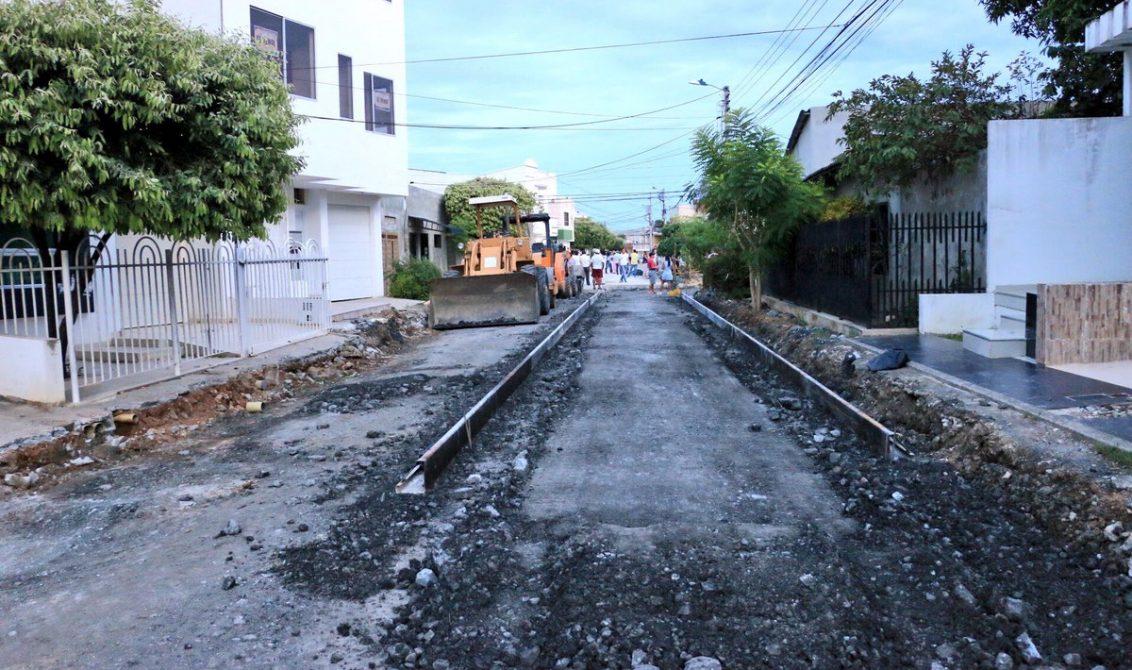 Resultado de imagen para Calles del barrio La Pradera