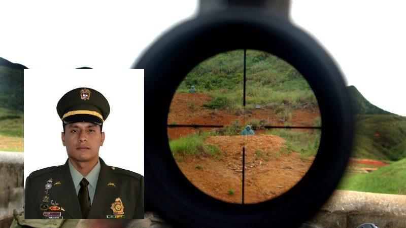 Subintendente de la Policía fue asesinado por un francotirador en el Urabá