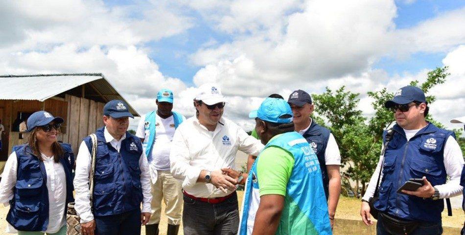 Defensoría del Pueblo alerta sobre 'grave situación de riesgo' en Tumaco