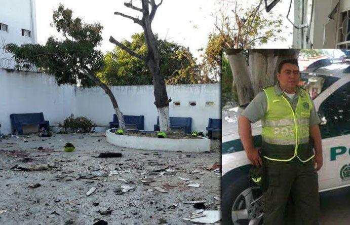Fallece sexto patrullero de Policía herido en atentado de ELN en Colombia