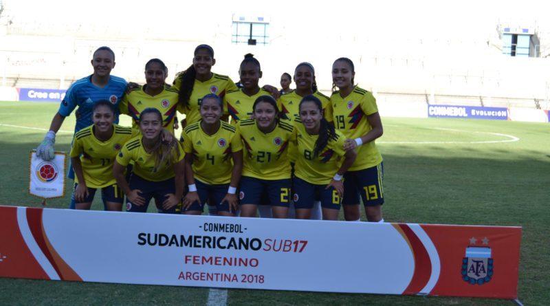 La Selección Colombia Femenina se clasificó al Mundial Sub-17