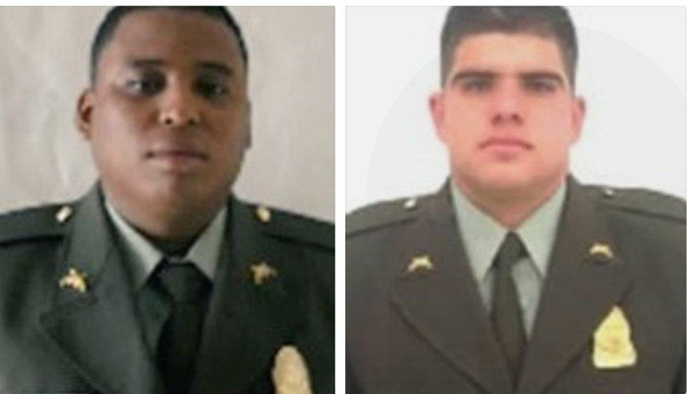 Atentado en Caldono, Cauca, deja dos policías muertos