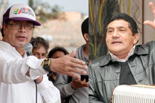 Iván Duque y Martha Lucía Ramírez en Valledupar