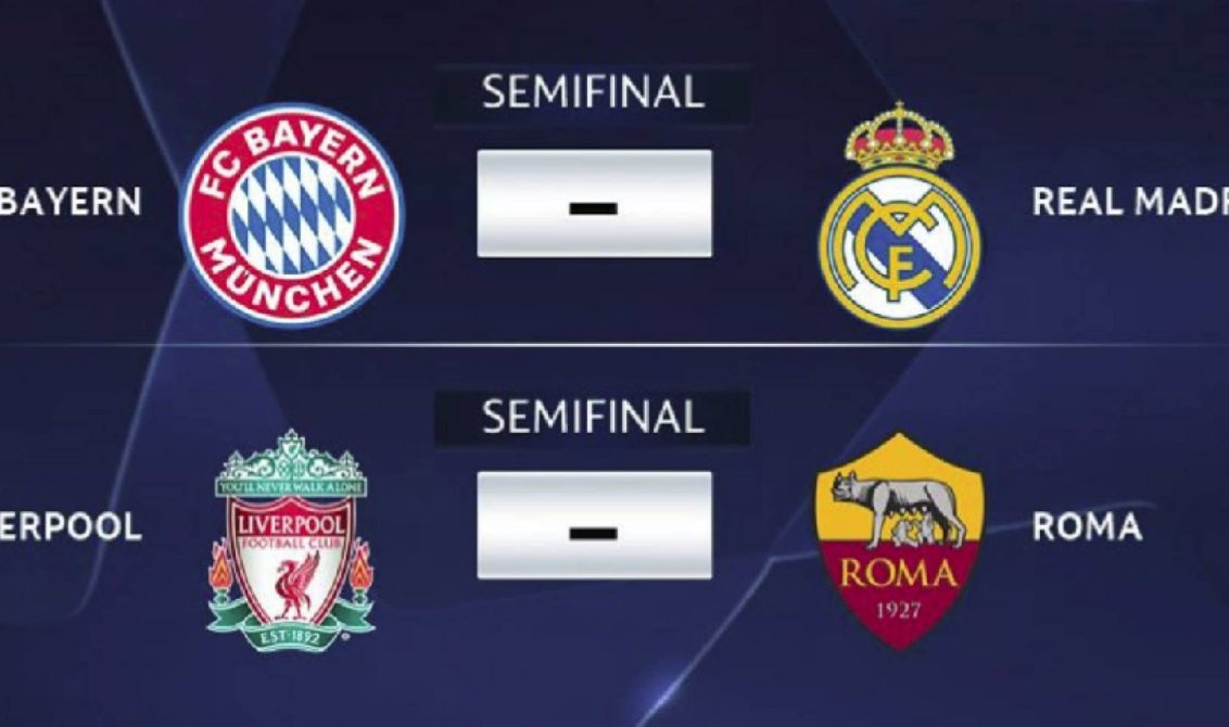 Real Madrid vs Bayern, el plato fuerte de semifinal Champions