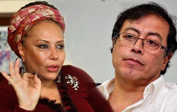 Piedad Córdoba dice que Gustavo Petro es el candidato de las Farc