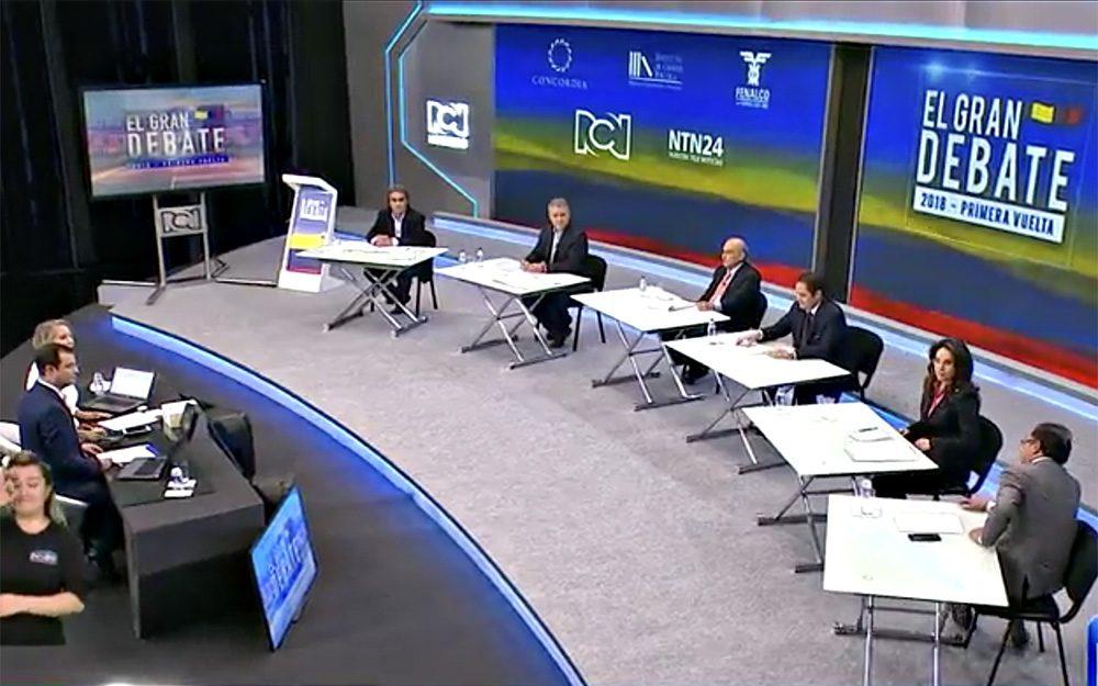 La Gran Encuesta: ¿Por cuál candidato votan los colombianos según su edad?