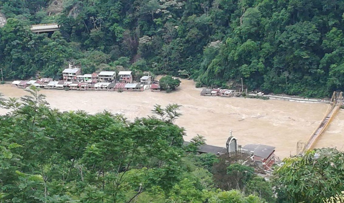 Cientos de evacuados en Colombia por emergencia en megaobra hidroeléctrica