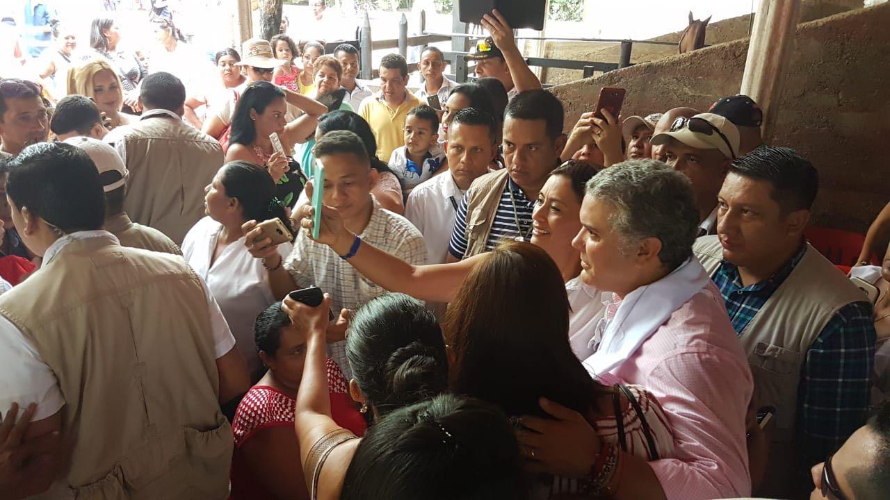 Álvaro Uribe descarta ser el próximo presidente del Congreso colombiano