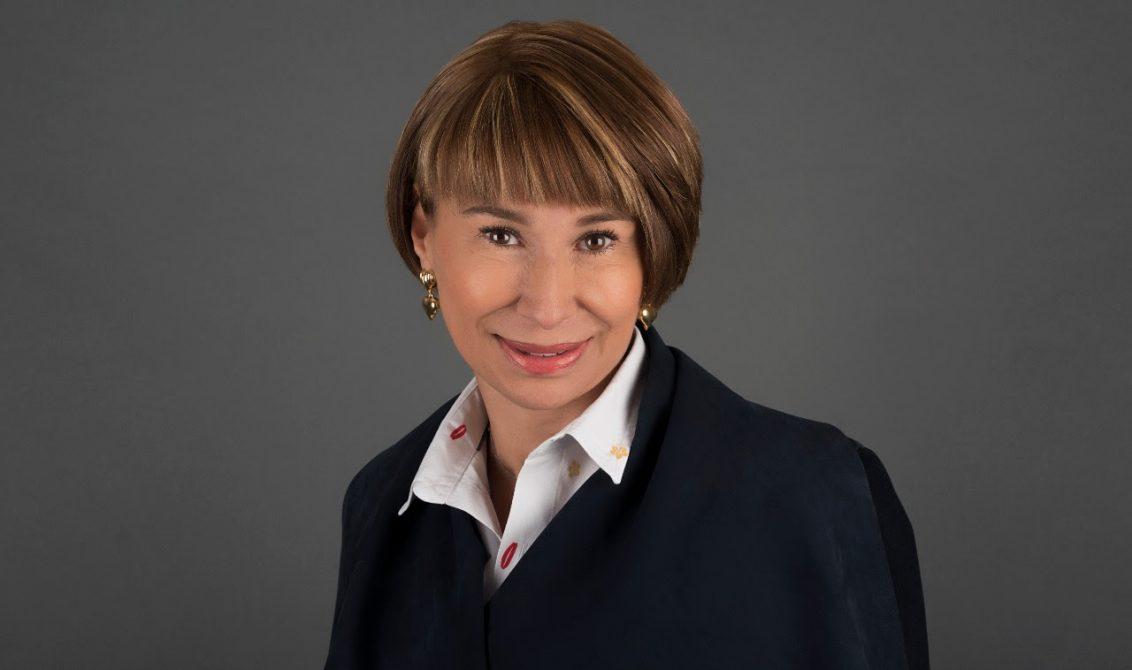 Alicia Arango, ministra de Trabajo del gobierno de Iván Duque