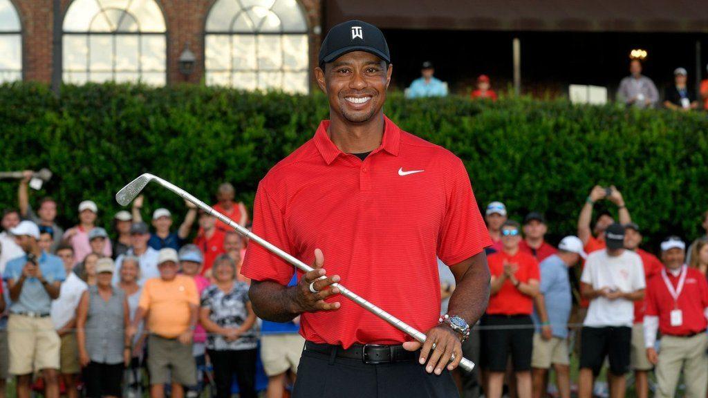 Tiger Woods ahora apunta hacia la Ryder Cup